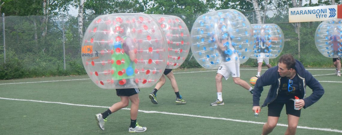 Bubble Ball Unterfranken