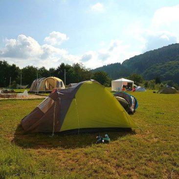 Zeltplatz – Campingplatz – Gräfendorf