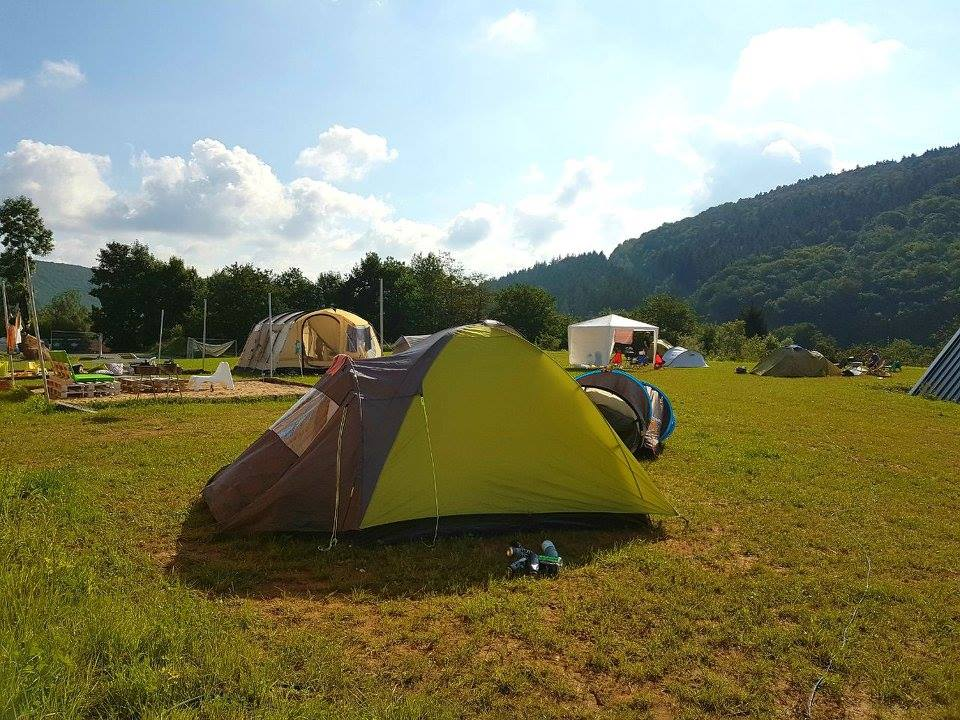 Zeltplatz - Campingplatz - Gräfendorf