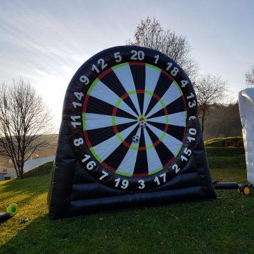 Fußball Dart Event-Modul