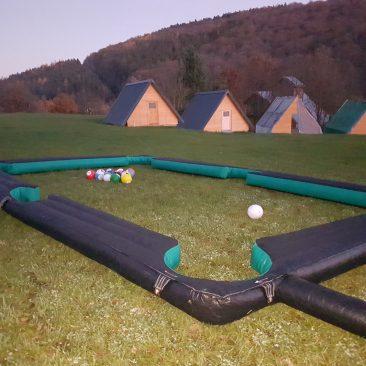 Pool Soccer Event-Modul