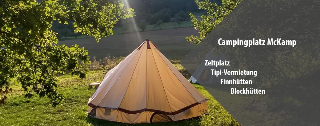 Campingplatz MCKamp in Gräfendorf